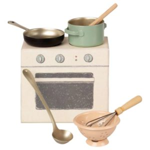 Zestaw kuchenny Cooking Set Maileg